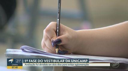 Vestibular 2021 da Unicamp inicia 2º dia da primeira fase nesta quinta-feira