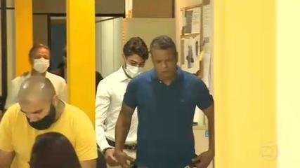 Polícia do Rio indicia jogador Marcinho por duplo homicídio culposo
