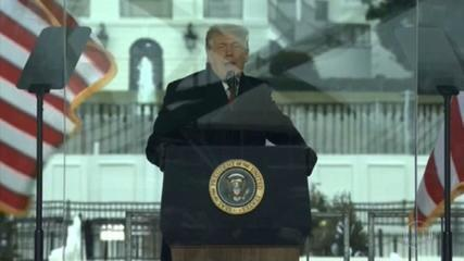 Democratas pretendem apresentar pedido de impeachment contra Trump na segunda (11)