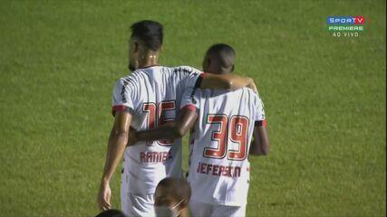 Melhores momentos de Botafogo-SP 3 x 0 Chapecoense, pela 33ª rodada da Série B