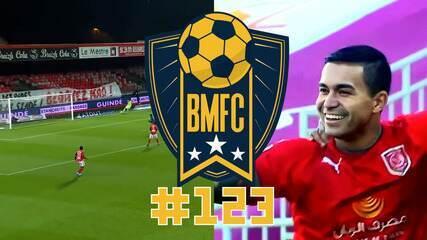 BMFC #123: Bizarrices de goleiros no Reino Unido e show de Dudu na terra da próxima Copa