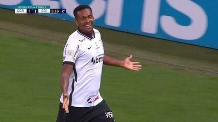 Veja os seis gols de Jô, pelo Corinthians, em 2020