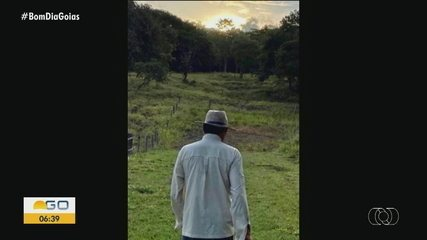 Daniel Vilela posta foto em despedida do pai, Maguito