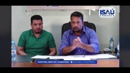 Prefeito de Ji-Paraná chama médicos de covardes
