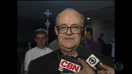 Dom Eusébio Scheid morre aos 88 anos de covid