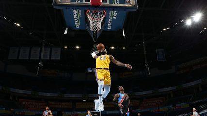 Top 10: as melhores jogadas de quarta na NBA