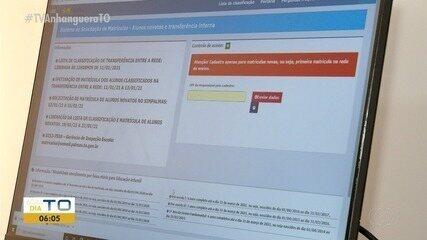 Prazo para solicitação de matrículas na rede municipal de Palmas termina nesta sexta (15)