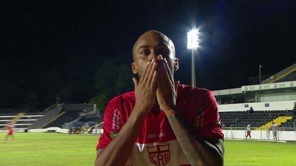 Veja gol de falta de Wesley pelo CRB