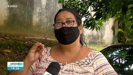 Cozinheira diz que pai morreu por falta de oxigênio em Manaus