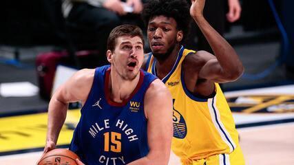 Melhores momentos: Denver Nuggets 114 x 104 Golden State Warriors pela NBA