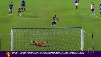 """Nordestinos vivem Série A numa """"disputa"""" particular"""