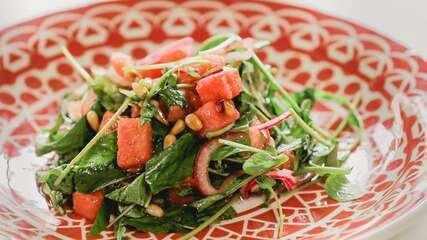 Receitas do Joaquim: Episódio 06 - Salada de melancia e Gaspacho