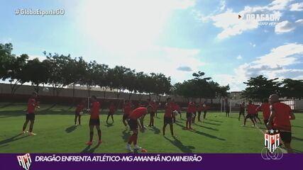 Atlético-GO visita o Galo em busca de reabilitação na Série A