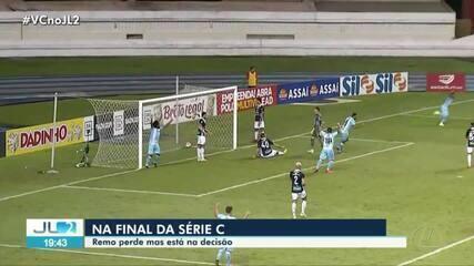 Londrina vence o Remo e garante o acesso à Série B 2021