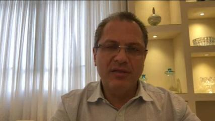 Jean Gorinchteyn fala sobre a distribuição da CoronaVac
