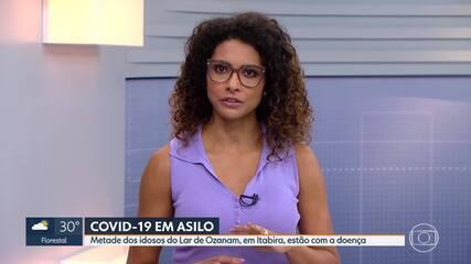 Asilo em Itabira tem 25 dos 50 moradores infectados pela Covid-19