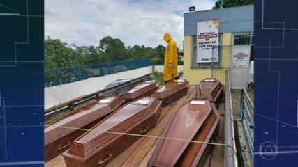 Falta de oxigênio mata sete pessoas em Coari, no Amazonas