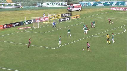 Melhores momentos: Guarani 1 x 2 Vitória pela 36ª rodada do Brasileirão Série B