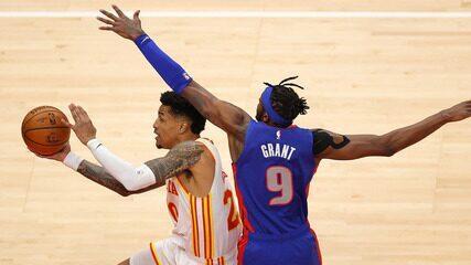 Melhores momentos: Atlanta Hawks 123 x 115 Detroit Pistons prla NBA