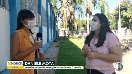 Covid-19: Mais de 800 pessoas já foram imunizada em Curvelo
