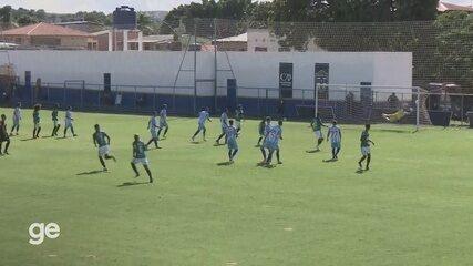 Veja os gols de Manaus 5 x 0 Ji-Paraná, pela Copa Verde
