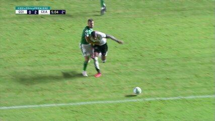 Melhores momentos: Goiás 0 x 4 Ceará pela 31ª rodada do Brasileirão 2020