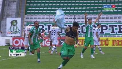 Melhores momentos: Juventude 2 x 1 Figueirense, pela 37ª rodada do Brasileirão Série B