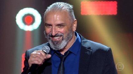 Mário Figueiredo canta 'Sympathy For The Devil'