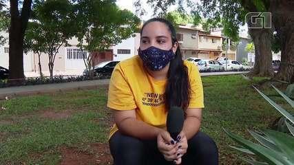 Estudante Mallena Kerpel perdeu prova do Enem no DF