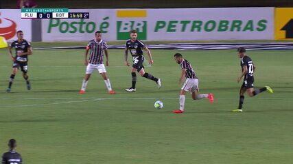 Melhores momentos: Fluminense 2 x 0 Botafogo pela 32ª rodada do Brasileirão 2020