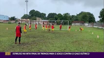 Rio Branco-AC fecha semana de treinos e elenco vive expectativa para estreia na Copa Verde