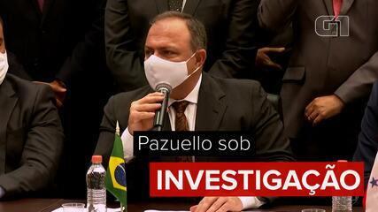 STF autoriza investigação de Pazuello por colapso em Manaus: entenda o caso