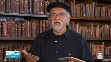Livreiro Tarcísio Pereira morre aos 73 anos vítima da Covid-19