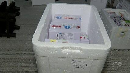 Sorocaba recebe mais de 7 mil doses da vacina de Oxford nesta terça-feira