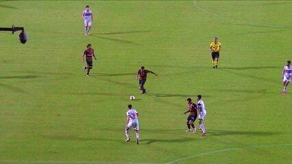 Melhores momentos: Vitória 1 x 0 Botafogo-SP pela 37ª rodada do Brasileirão Série B