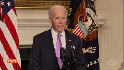Biden e Putin iniciam negociações para prorrogar acordo sobre armas nucleares