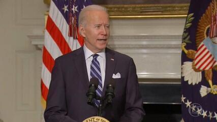 Biden apresenta plano para combater mudanças climáticas