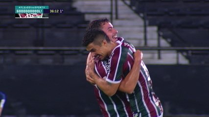 Os gols de Fluminense 3 x 0 Goiás pela 33ª rodada do Campeonato Brasileiro