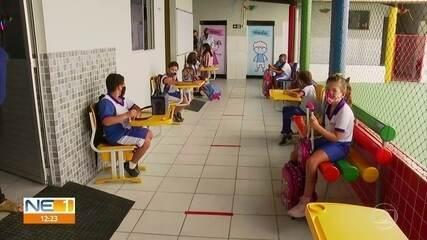 Escolas particulares têm protocolos de prevenção para aulas presenciais em novo ano letivo