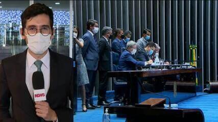 Na Câmara, clima esquenta entre Rodrigo Maia e Arthur Lira por causa de protocolo de blocos