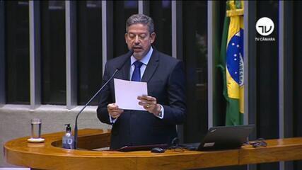 'O povo não é o maior patrimônio do país, é o único', diz presidente da Câmara, Arthur Lira