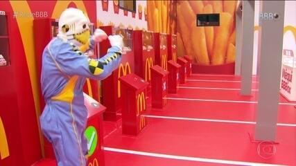 Entenda a prova do Líder McDonald's