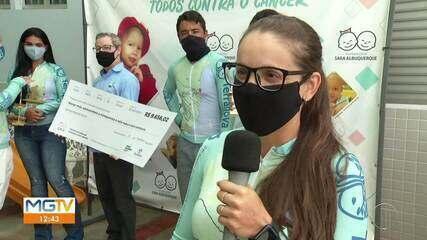 Esporte: Grupo de ciclistas consegue doação para a Fundação Sara