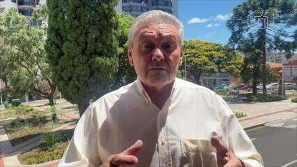 Prefeito de Lages fala sobre cancelamento da Festa do Pinhão