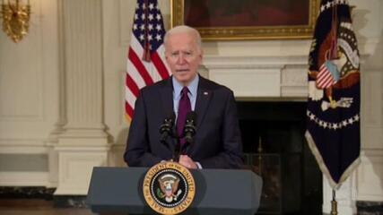 Congresso dos EUA acelera processo de aprovação de pacote de recuperação econômica