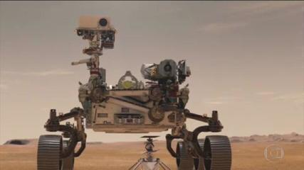 Três missões espaciais chegam a Marte nos próximos dias