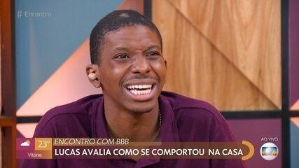 Lucas Penteado revela que Nego Di foi sua maior decepção no BBB21