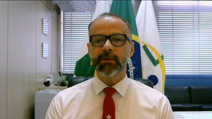 Presidente da Anvisa: ' Deixem a Anvisa trabalhar'