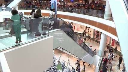 Vendas no varejo caem 6,1% em dezembro, mas crescem em 2020
