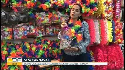 Carnaval deste ano vai causar prejuízos para o setor do comércio